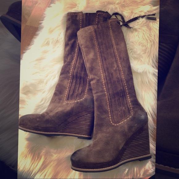 Make An Offer Ariat Wedge Ryman Boots